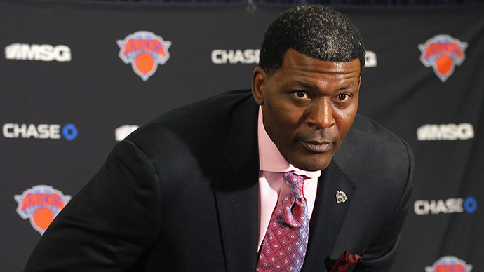 Former Knicks' great responds to NBA race scandal with call for black-only league