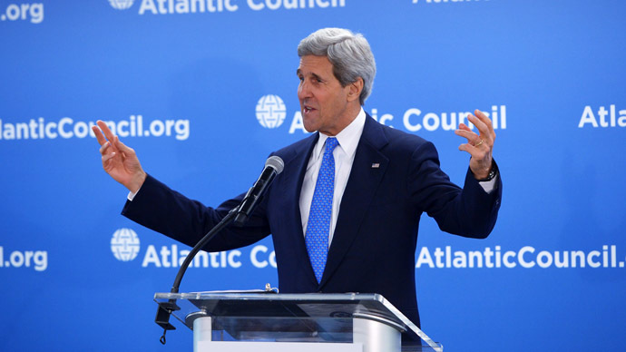 US Secretary of State John Kerry (AFP Photo/Mandel Ngan)