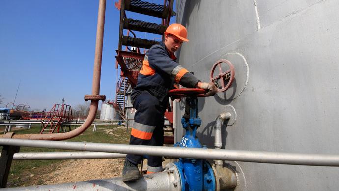 Ukraine's gas debt to Russia reaches $3.5 bn