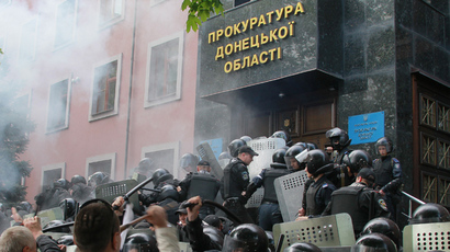 4 dead in Ukraine's Odessa as pro- and anti-Maidan rallies clash