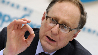 NATO Deputy Secretary General Alexander Vershbow (AFP Photo / Yuri Kadobnov)