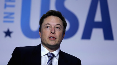 CEO and chief designer of SpaceX Elon Musk (Alex Wong / Getty Images / AFP)