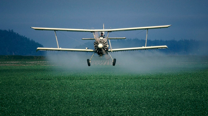 EPA advances approval of powerful weed killer for Dow's 'Agent Orange' GMO crops