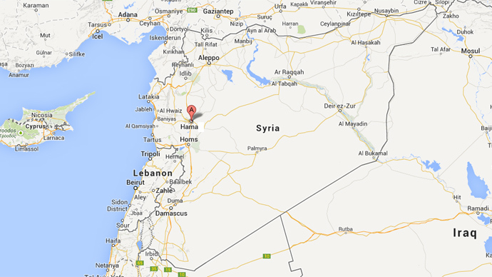 18, including 11 kids, killed in double car bombing in central Syria – State TV