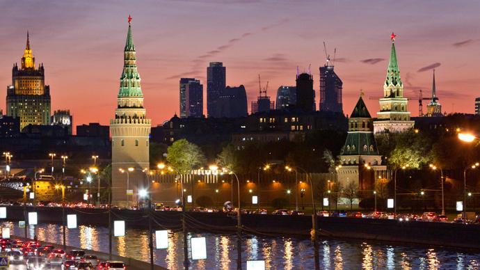 A view of Moscow's Kremlin (Reuters / Anton Golubev)