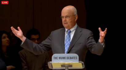 Michael Hayden (screenshot from https://firstlook.org)