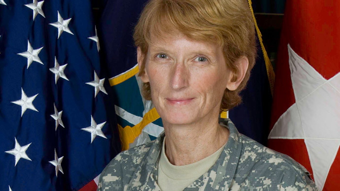 Lt. Gen. Mary Legere (image by United States Army)