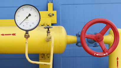 Russia 'open' to gas price negotiations with Ukraine, if they start to repay debt