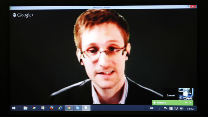 ​Everyone is under government surveillance now – Snowden