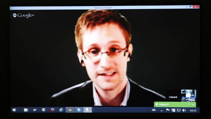 Edward Snowden (Reuters/Vincent Kessler)