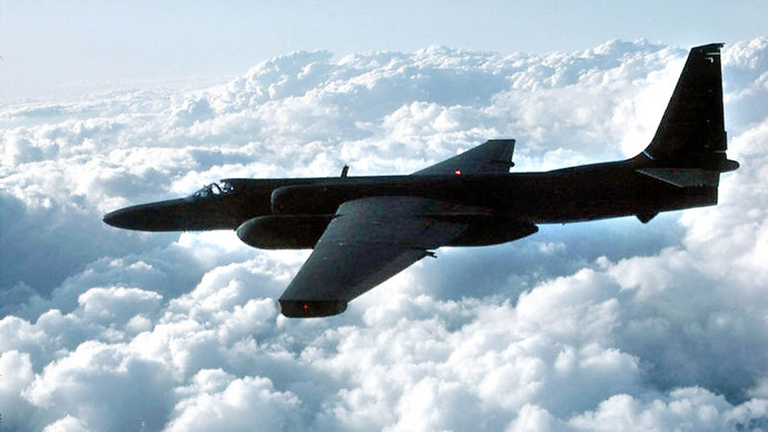 ​U-2 spy plane shutdown LA-region air traffic control - FAA