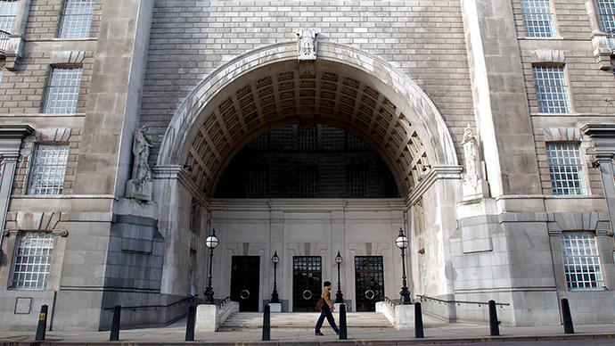 The MI5 headquarters in central London (Reuters / David Bebber)