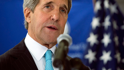 U.S. Secretary of State John Kerry (Reuters)