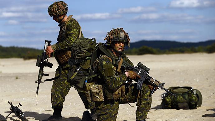 NATO eyes 'defensive' permanent troop deployment near Russia's borders