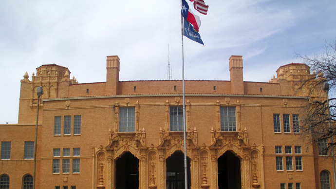 Wichita Falls City Hall, Texas (Photo from Wikipedia.org)
