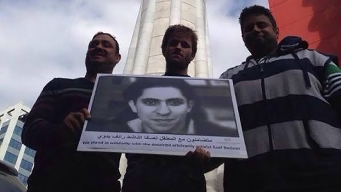 'Prisoner of conscience': Saudi blogger gets 10 years, 1000 lashes for 'insulting Islam'