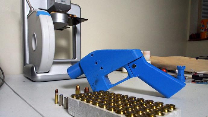 Japan makes 1st arrest for illegal possession of 3D-printed guns