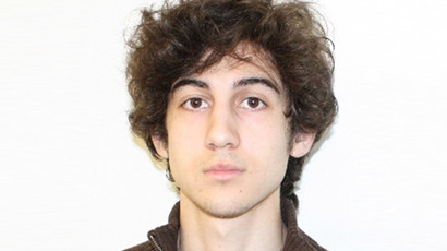 Dzhokhar Tsarnaev.(AFP Photo / FBI)