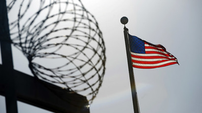 Gitmo detainees fight destruction of force-feeding footage