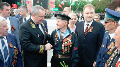 Image from facebook.com/dmitry.rogozin