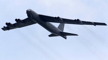 US deploys 3 B-52 Stratofortress strategic bombers to UK