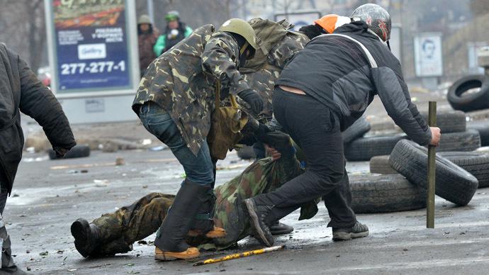 'No evidence of Berkut police behind mass killing in Kiev' – probe head