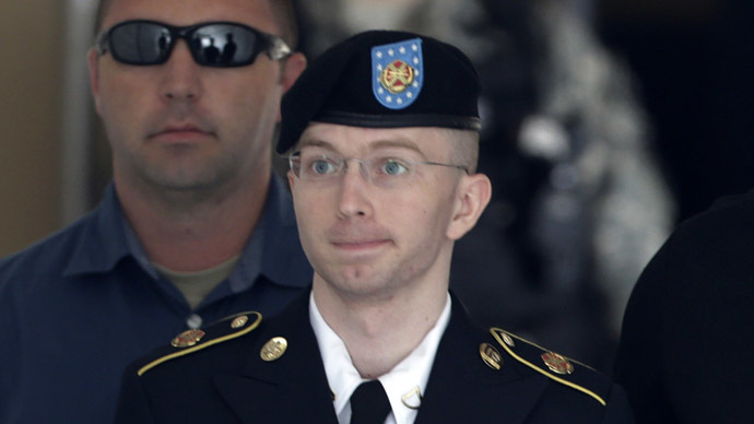Chelsea Manning (Reuters/Gary Cameron)