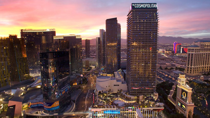 The Cosmopolitan of Las Vegas.(Reuters / Steve Marcus)