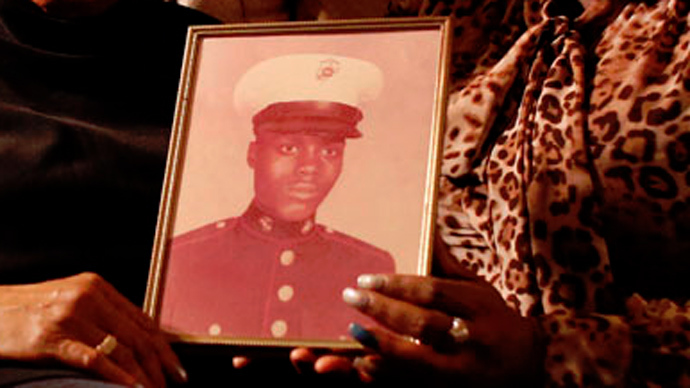 Mother of mentally ill vet who 'baked to death' in jail cell suing New York