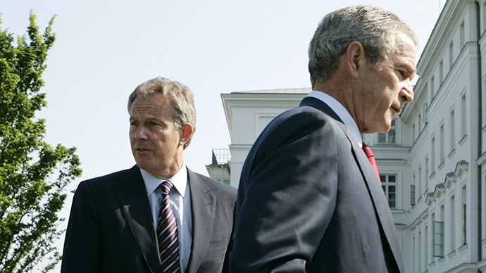 White House can't find critical letter on Iraq war from Blair to Bush