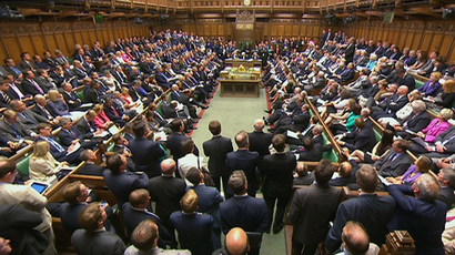 'Zombie parliament:' British MPs set for 223 days off work in 2014