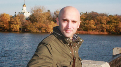 Graham Phillips (Image from grahamwphillips.com)