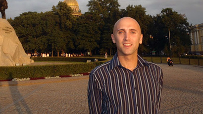 Graham Phillips (Photo from grahamwphillips.com)