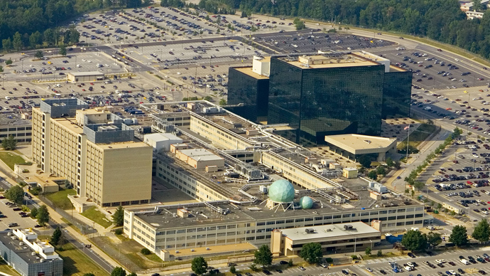 The National Security Agency (NSA) (AFP Photo)