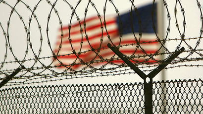 Camp Delta prison, at the Guantanamo Bay U.S. Naval Base (Reuters / Brennan Linsley)