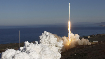 SpaceX sues US Air Force, citing unfair contractor monopoly