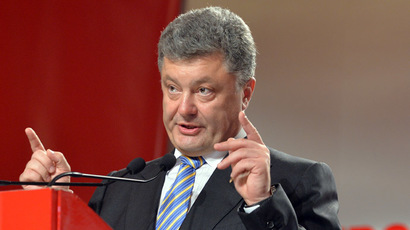 Ukraine ready to sign EU trade deal 'immediately' - Poroshenko