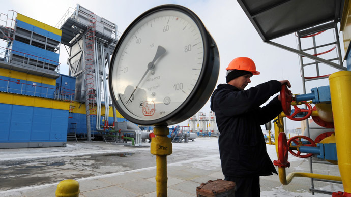 Kiev negotiators agree to pay $2.5bn to Gazprom to cover part of gas debt