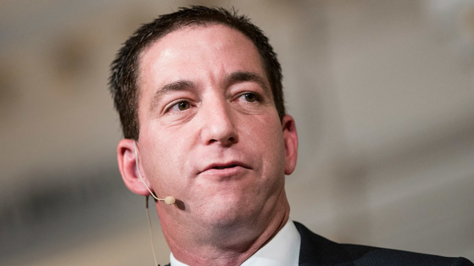 Glenn Greenwald (AFP Photo / Brendan Smialowski)