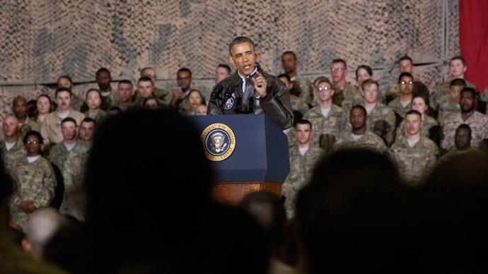 Obama seeks to leave 9,800 troops in Afghanistan beyond 2014
