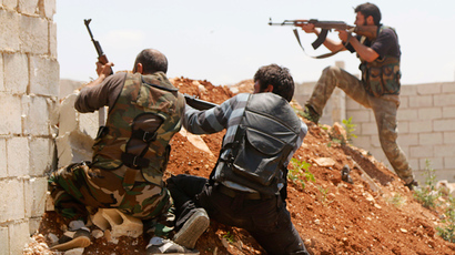 US admits sending 'lethal aid' to Syrian rebels