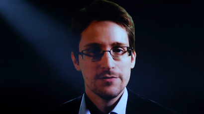 US intelligence leaker Edward Snowden (AFP Photo / Axel Heimken)