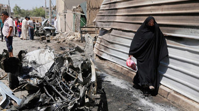 Up to 800 killed in Iraq in May, two-thirds of them civilians
