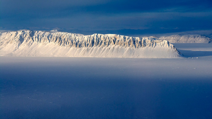 The Canadian Arctic (Reuters / NASA / Michael Studinger / Handout)