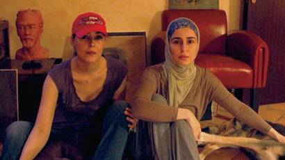 Saudi Princesses Jawaher (left) and Sahar are confined in their rooms at the palace.