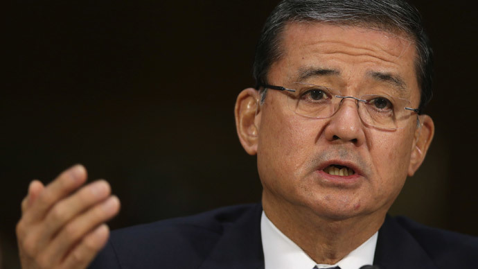 Eric Shinseki (Chip Somodevilla / Getty Images / AFP)