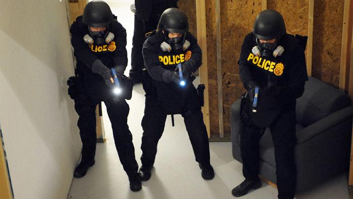 US Drug Enforcement Administration (DEA) Agents (AFP Photo/Tim Sloan)