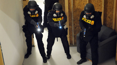 US Drug Enforcement Administration (DEA) Agents (AFP Photo/Tim Sloan)