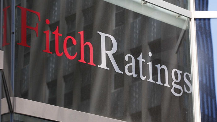 Ukraine's GDP to drop by 5% in 2014 – Fitch