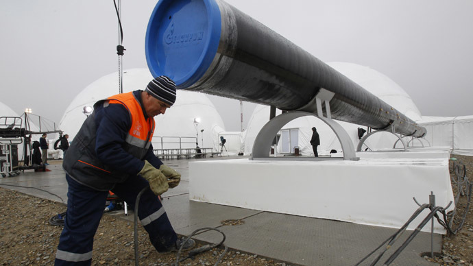 US to work closely with EU to cut its Russian gas imports
